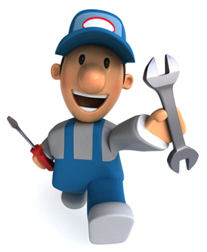 Local plumbing technician